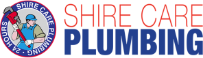 shirecareplumbing logo