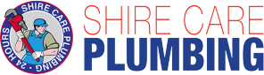 Shire Care Plumbing Logo